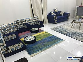 Apartment 3 bedrooms 1 bath 200 sqm super lux For Rent Mohandessin Giza - 7