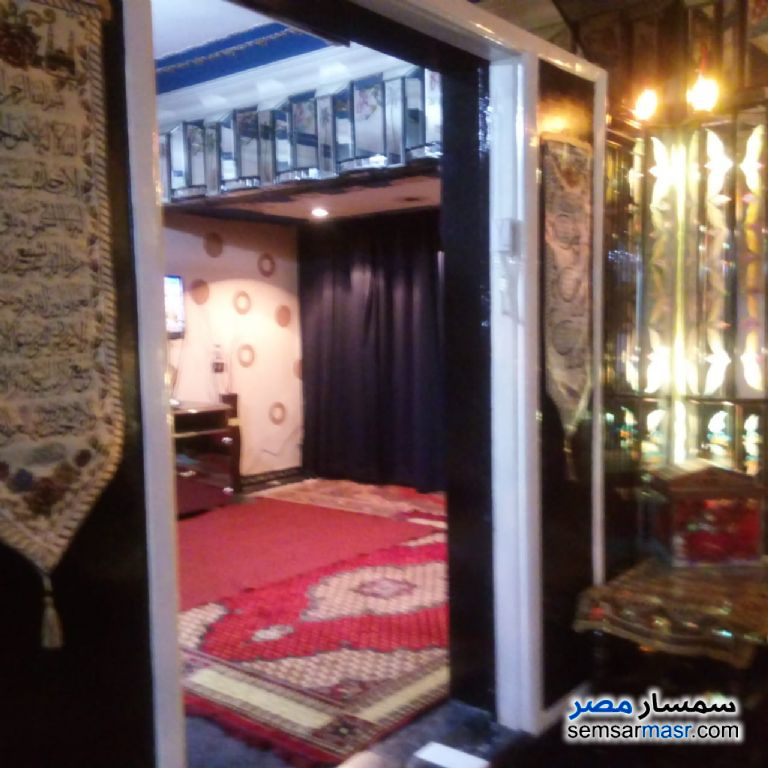 Photo 1 - Apartment 2 bedrooms 2 baths 150 sqm super lux For Sale Giza District Giza