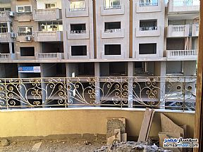 Apartment 6 bedrooms 4 baths 450 sqm semi finished For Sale Hadayek Helwan Cairo - 4