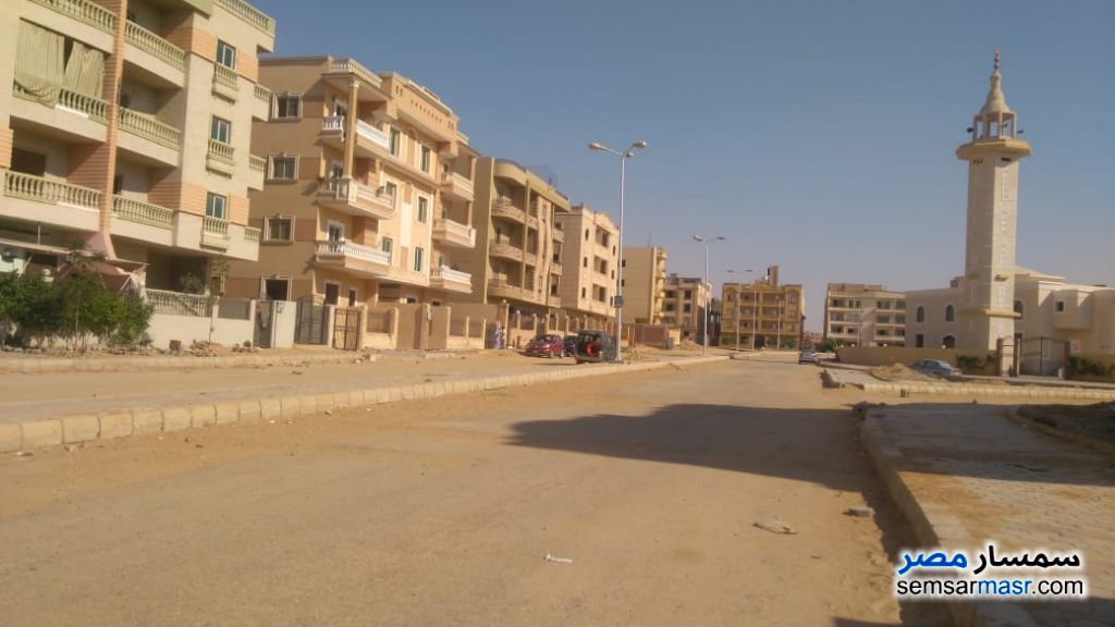 Photo 4 - Apartment 3 bedrooms 2 baths 173 sqm semi finished For Sale Shorouk City Cairo