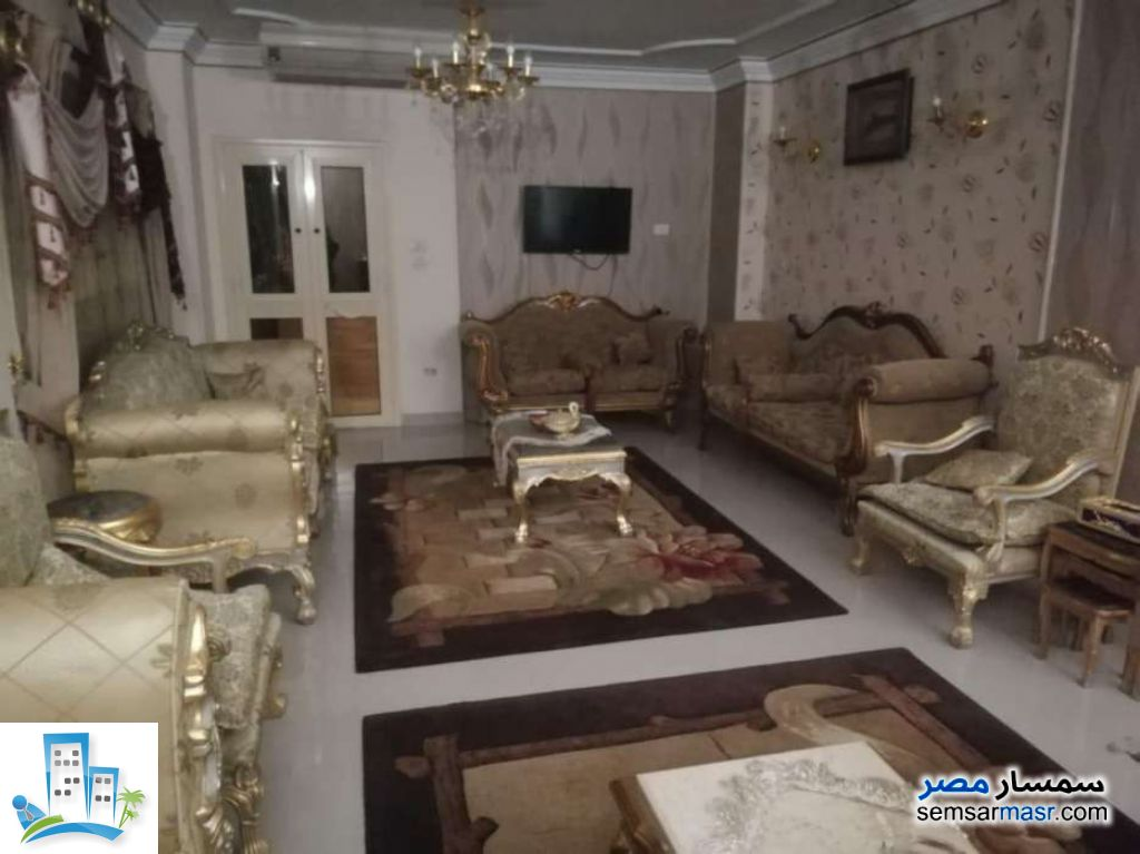 Ad Photo: Apartment 3 bedrooms 2 baths 220 sqm in Al Fardous City  6th of October