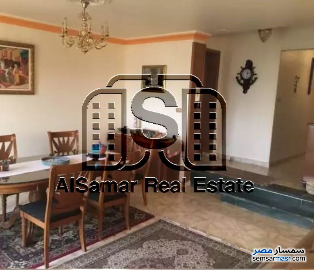 Photo 3 - Apartment 3 bedrooms 2 baths 200 sqm super lux For Rent Maadi Cairo
