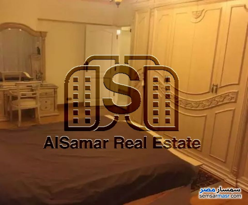 Photo 4 - Apartment 3 bedrooms 2 baths 200 sqm super lux For Rent Maadi Cairo