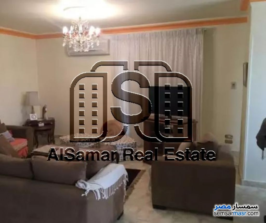 Photo 5 - Apartment 3 bedrooms 2 baths 200 sqm super lux For Rent Maadi Cairo