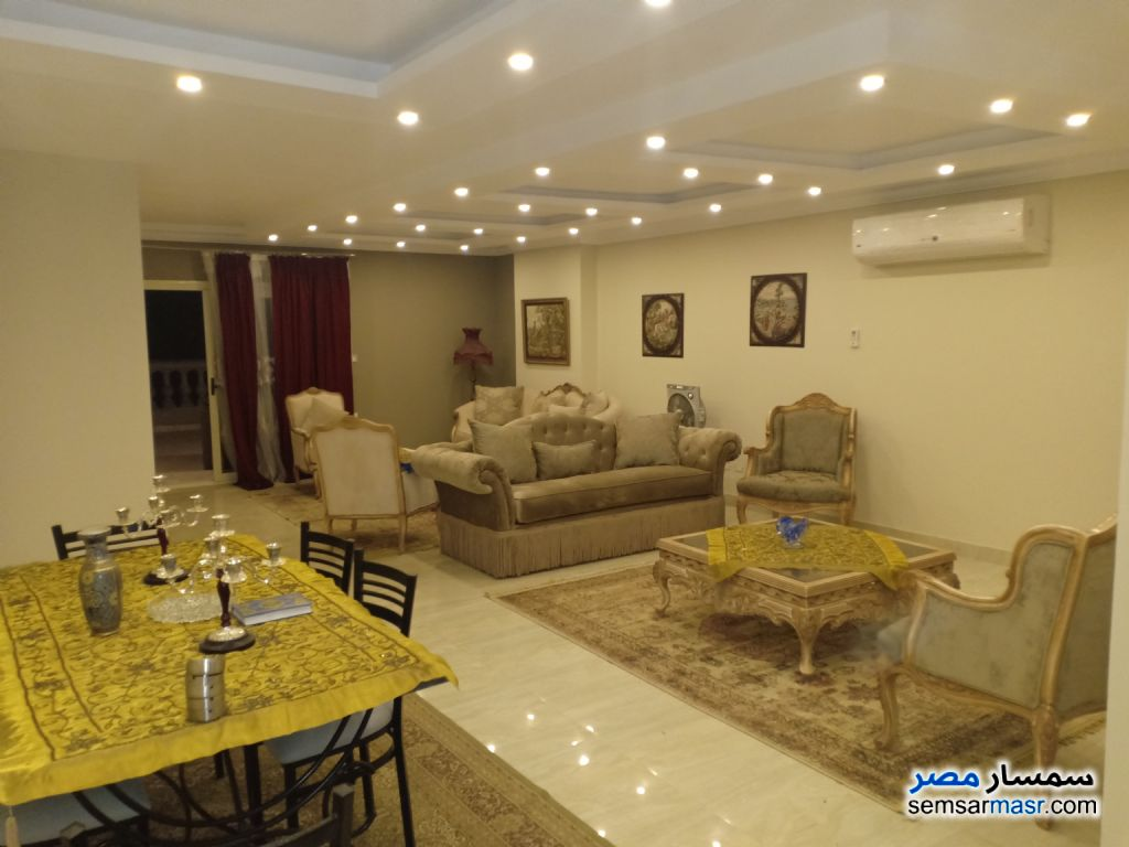 Photo 4 - Apartment 3 bedrooms 3 baths 250 sqm extra super lux For Rent Al Manial Cairo