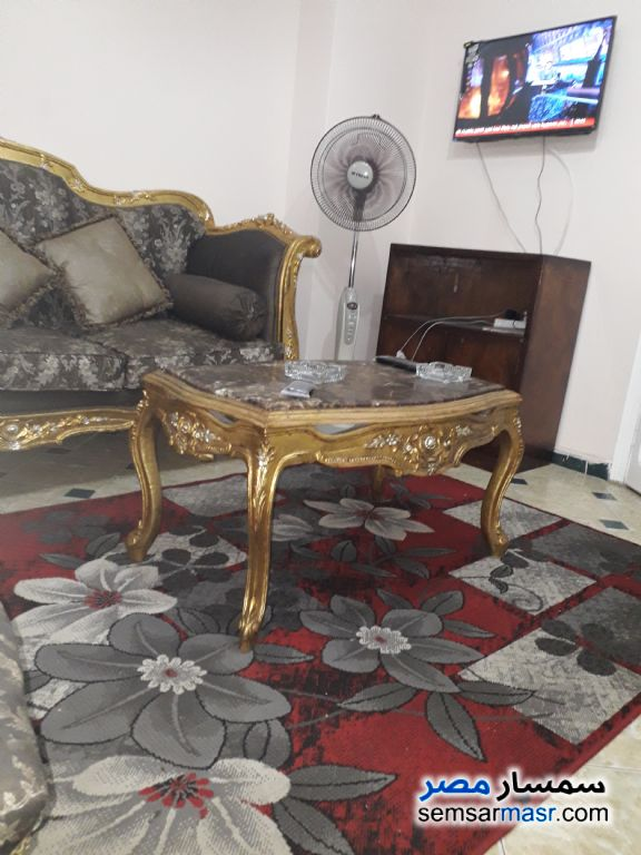 Photo 2 - Apartment 2 bedrooms 1 bath 100 sqm super lux For Rent Sidi Beshr Alexandira