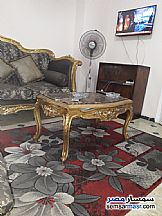 Apartment 2 bedrooms 1 bath 100 sqm super lux For Rent Sidi Beshr Alexandira - 2