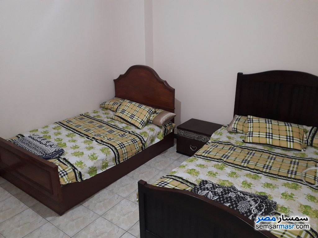 Photo 7 - Apartment 2 bedrooms 1 bath 100 sqm super lux For Rent Sidi Beshr Alexandira