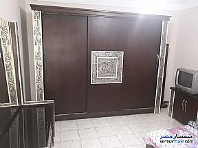 Apartment 2 bedrooms 1 bath 100 sqm super lux For Rent Sidi Beshr Alexandira - 6