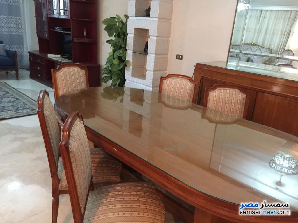 Photo 4 - Apartment 3 bedrooms 3 baths 200 sqm extra super lux For Rent Fifth Settlement Cairo