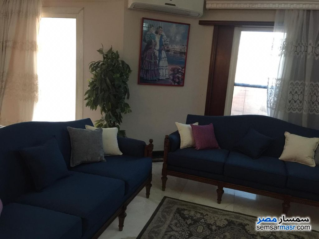 Photo 6 - Apartment 3 bedrooms 3 baths 200 sqm extra super lux For Rent Fifth Settlement Cairo