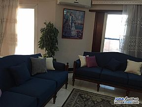 Apartment 3 bedrooms 3 baths 200 sqm extra super lux For Rent Fifth Settlement Cairo - 6