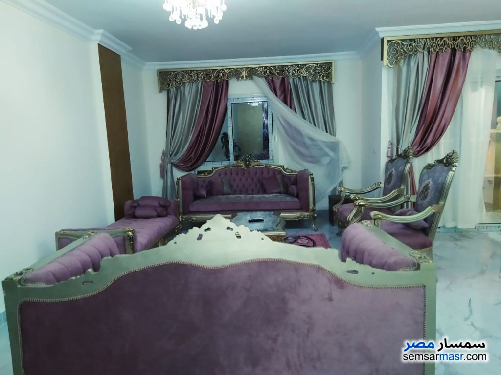 Photo 1 - Apartment 3 bedrooms 2 baths 175 sqm extra super lux For Rent Maadi Cairo