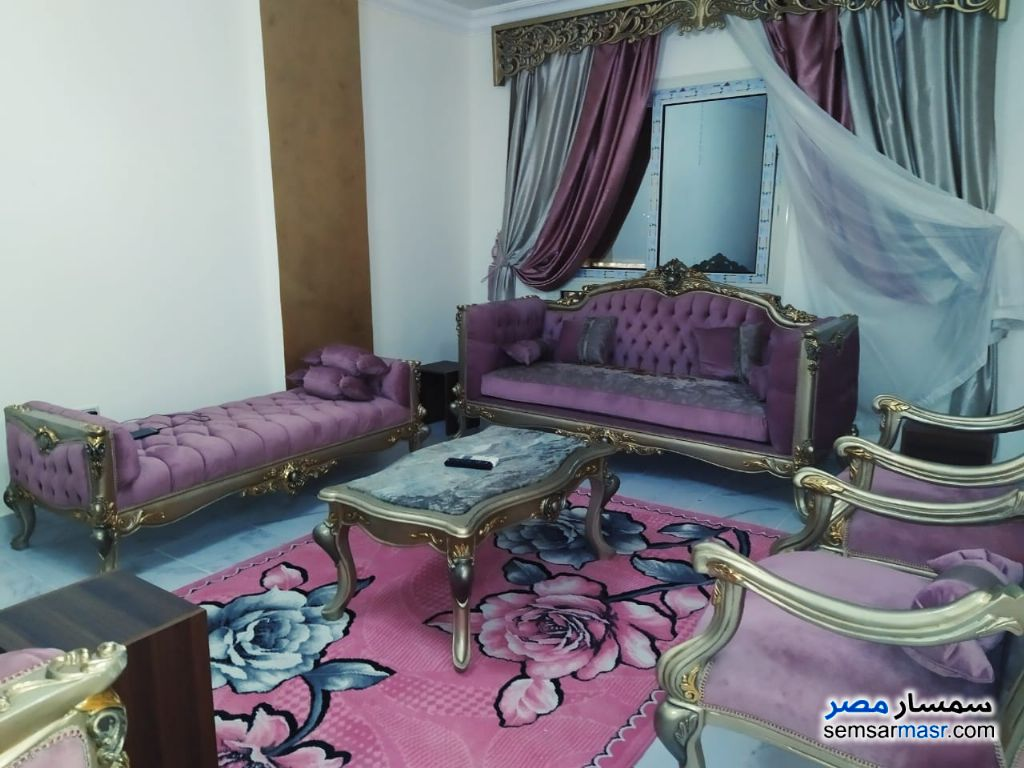 Photo 2 - Apartment 3 bedrooms 2 baths 175 sqm extra super lux For Rent Maadi Cairo