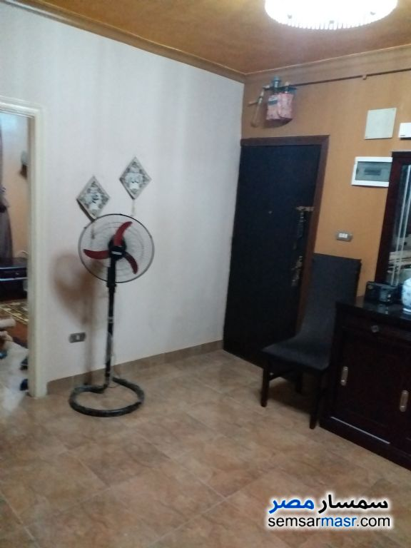 Photo 1 - Apartment 2 bedrooms 1 bath 80 sqm super lux For Rent - Old Law - Maadi Cairo