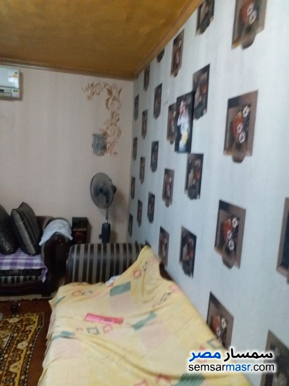 Photo 12 - Apartment 2 bedrooms 1 bath 80 sqm super lux For Rent - Old Law - Maadi Cairo