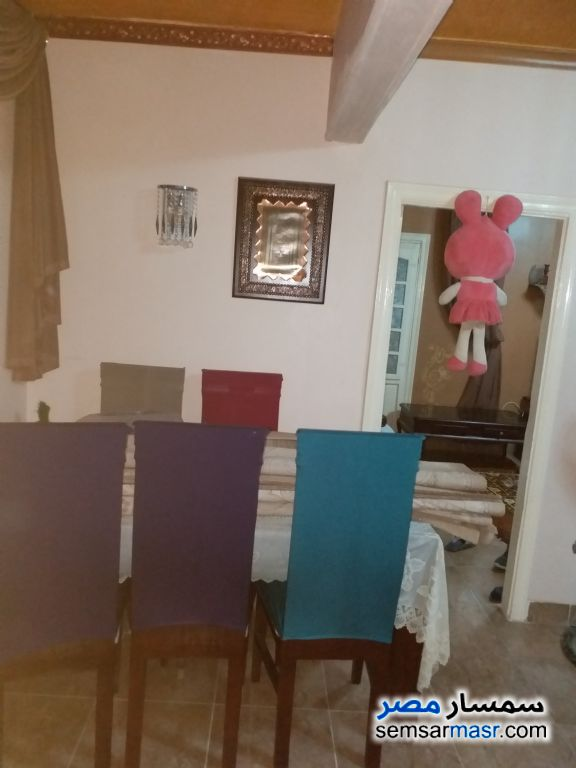 Photo 6 - Apartment 2 bedrooms 1 bath 80 sqm super lux For Rent - Old Law - Maadi Cairo
