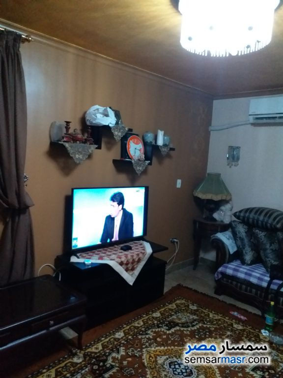 Photo 10 - Apartment 2 bedrooms 1 bath 80 sqm super lux For Rent - Old Law - Maadi Cairo