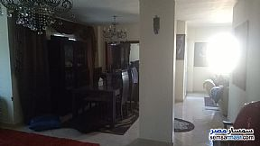 Apartment 3 bedrooms 2 baths 160 sqm super lux For Rent October Gardens 6th of October - 10