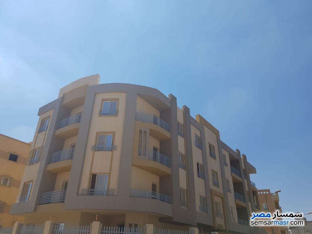 Photo 1 - Apartment 3 bedrooms 2 baths 120 sqm extra super lux For Rent Districts 6th of October