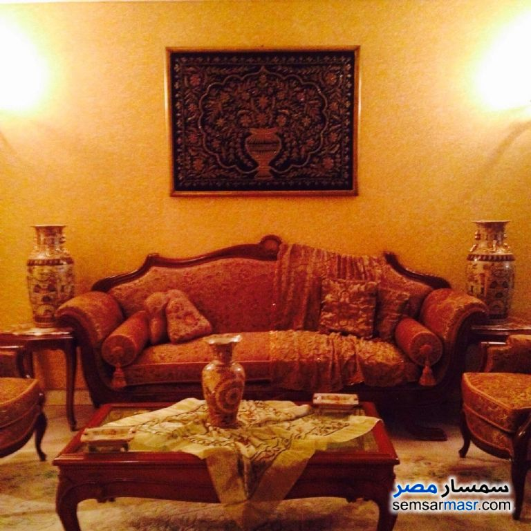 Photo 1 - Apartment 4 bedrooms 1 bath 160 sqm super lux For Rent Heliopolis Cairo