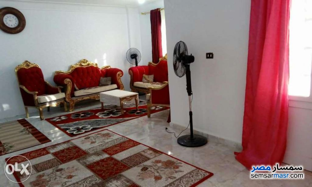Photo 5 - Apartment 2 bedrooms 1 bath 120 sqm extra super lux For Rent Agami Alexandira