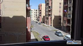 Apartment 2 bedrooms 1 bath 100 sqm super lux For Rent Al Fardous City 6th of October - 1