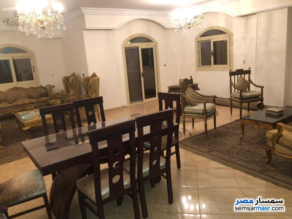 Photo 5 - Apartment 3 bedrooms 2 baths 200 sqm For Rent Fifth Settlement Cairo