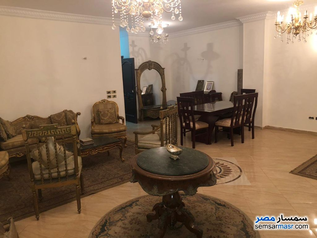 Photo 2 - Apartment 3 bedrooms 2 baths 200 sqm For Rent Fifth Settlement Cairo