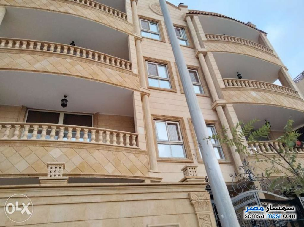 Photo 2 - Apartment 3 bedrooms 2 baths 240 sqm super lux For Rent First Settlement Cairo