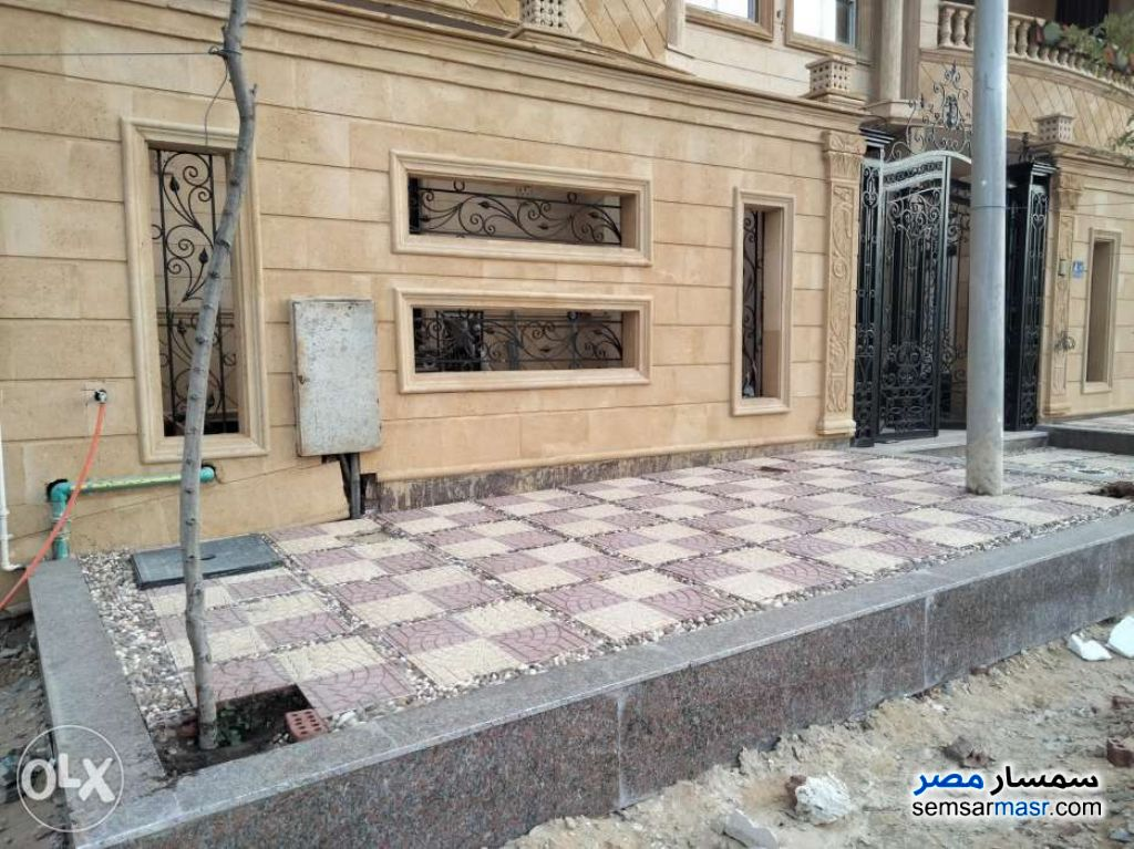 Photo 4 - Apartment 3 bedrooms 2 baths 240 sqm super lux For Rent First Settlement Cairo