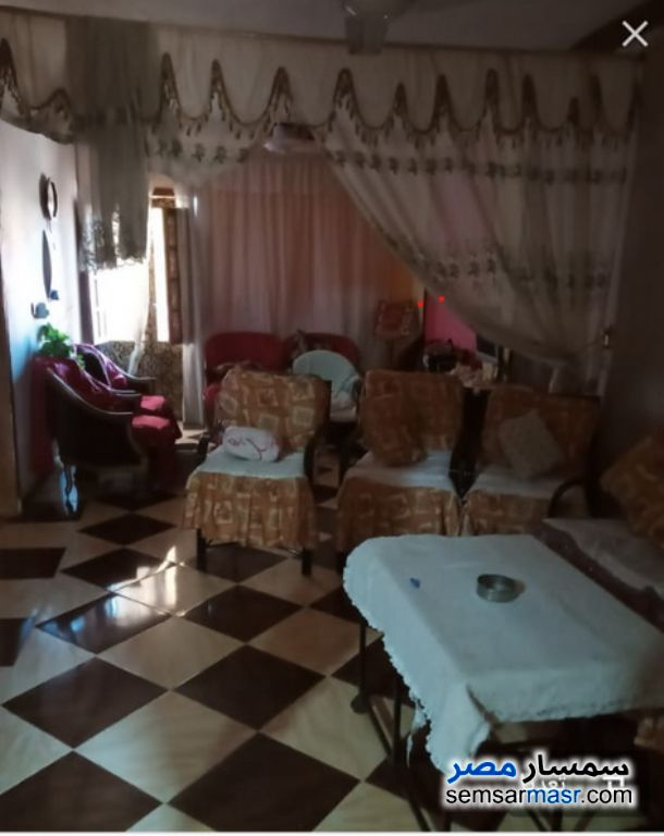 Ad Photo: Apartment 2 bedrooms 1 bath 95 sqm lux in Shubra El Kheima  Qalyubiyah