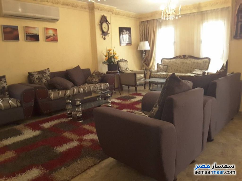 Photo 7 - Apartment 3 bedrooms 2 baths 200 sqm extra super lux For Rent Sheraton Cairo