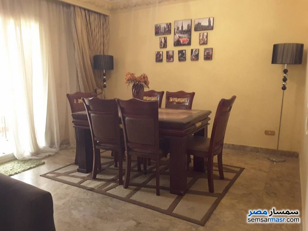 Photo 10 - Apartment 3 bedrooms 2 baths 200 sqm extra super lux For Rent Sheraton Cairo