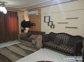 Apartment 3 bedrooms 1 bath 150 sqm super lux For Rent Nasr City Cairo - 2