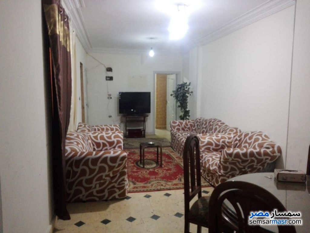 Photo 4 - Apartment 3 bedrooms 1 bath 120 sqm super lux For Rent Districts 6th of October