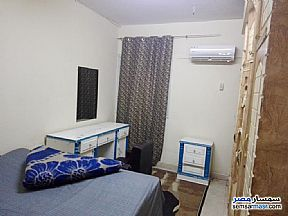 Apartment 3 bedrooms 1 bath 120 sqm super lux For Rent Districts 6th of October - 6