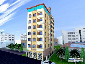 Ad Photo: Apartment 2 bedrooms 1 bath 100 sqm super lux in Haram  Giza