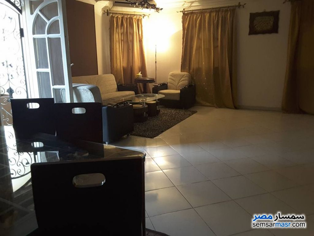 Photo 5 - 3 bedrooms 2 baths 200 sqm without finish For Rent Sheraton Cairo