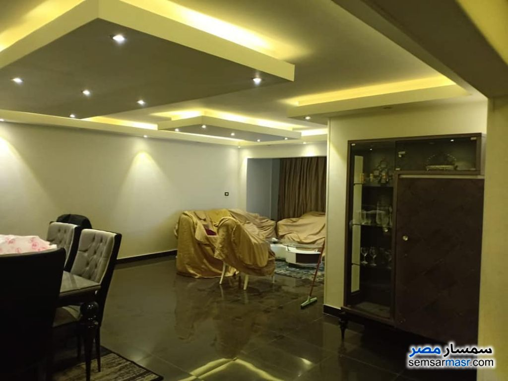 Photo 1 - Apartment 2 bedrooms 2 baths 145 sqm super lux For Sale New Nozha Cairo