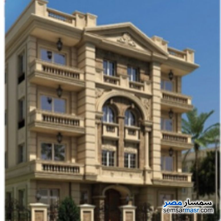 Photo 2 - Apartment 3 bedrooms 2 baths 140 sqm semi finished For Sale Badr City Cairo
