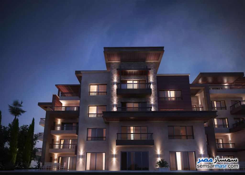 Ad Photo: Apartment 2 bedrooms 2 baths 175 sqm super lux in New Cairo  Cairo