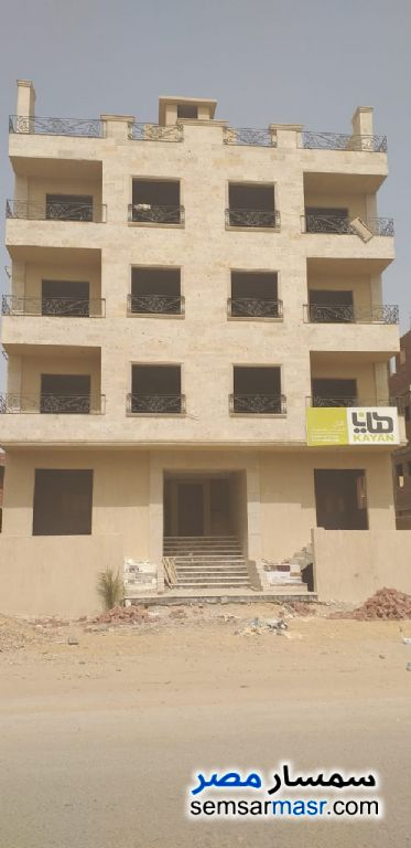 Photo 1 - Apartment 2 bedrooms 1 bath 80 sqm semi finished For Sale Palm Hills 6th of October