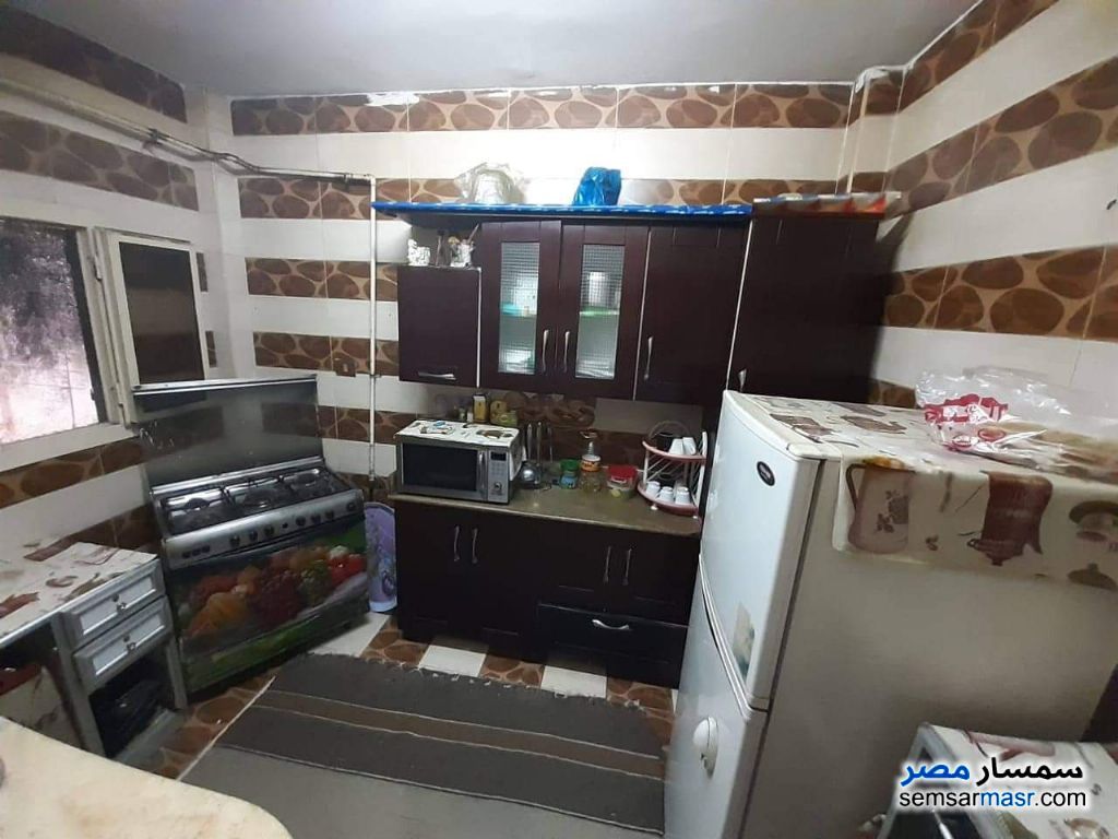 Photo 4 - Apartment 2 bedrooms 2 baths 170 sqm extra super lux For Sale Mohandessin Giza