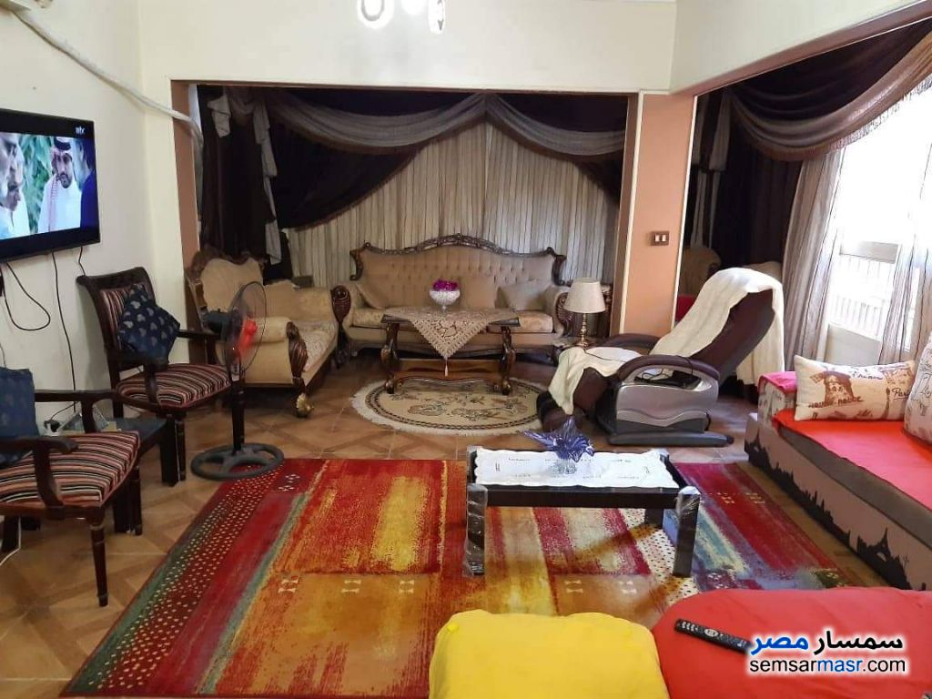 Photo 7 - Apartment 2 bedrooms 2 baths 170 sqm extra super lux For Sale Mohandessin Giza