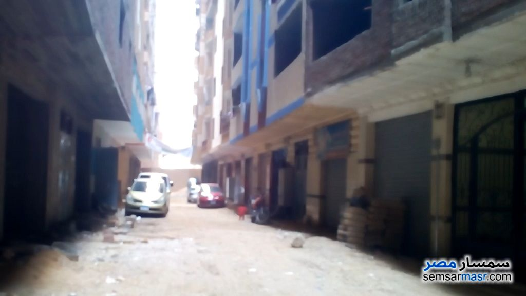 Photo 2 - Apartment 3 bedrooms 2 baths 150 sqm without finish For Sale Maadi Cairo