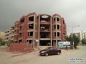 Ad Photo: Apartment 3 bedrooms 2 baths 500 sqm semi finished in El Ubour City  Qalyubiyah