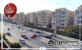 Ad Photo: Apartment 3 bedrooms 1 bath 111 sqm semi finished in Districts  6th of October