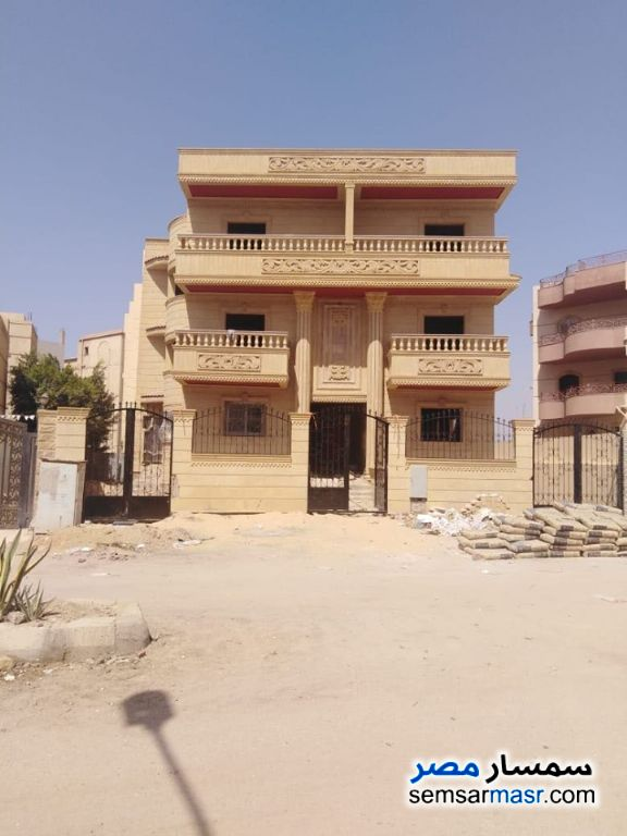 Ad Photo: Apartment 3 bedrooms 1 bath 135 sqm semi finished in El Ubour City  Qalyubiyah