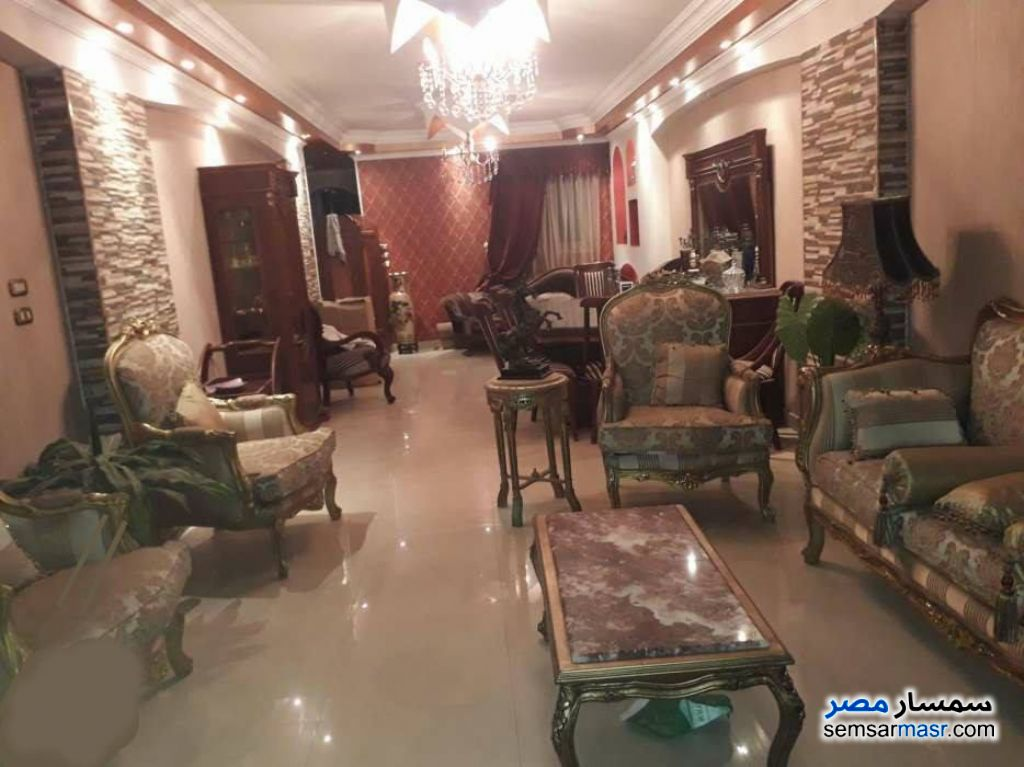 Photo 18 - Apartment 3 bedrooms 2 baths 160 sqm super lux For Sale Haram Giza